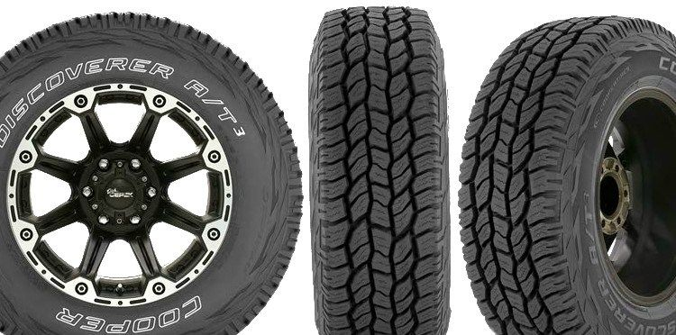 Neumáticos Cooper Discoverer AT3