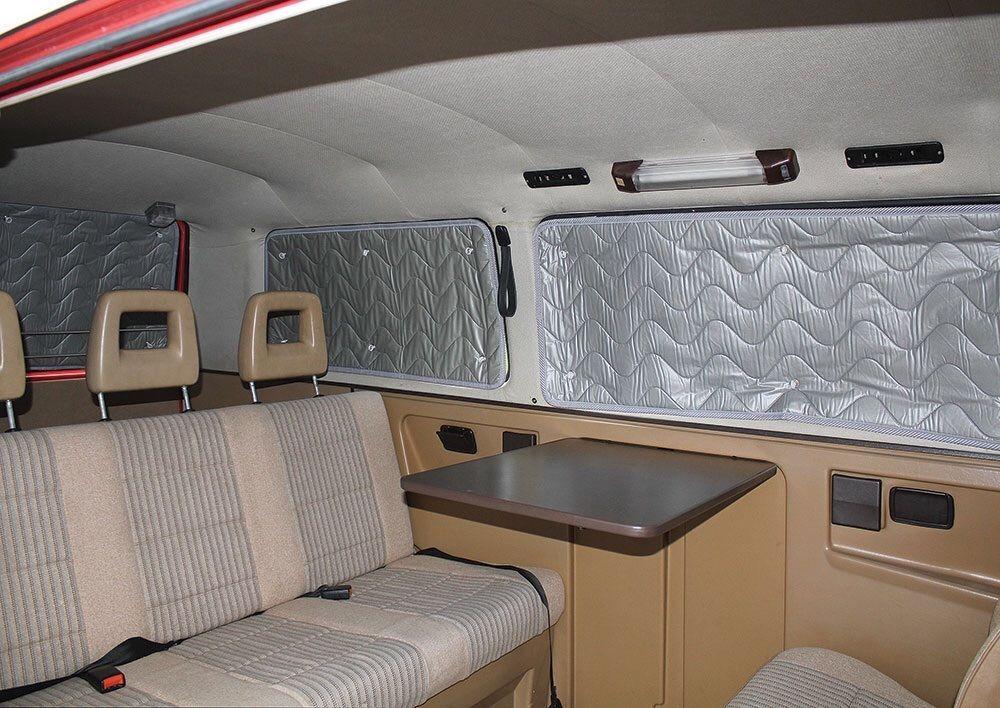 aislar furgoneta del fr o y del calor con kaiflex armaflex
