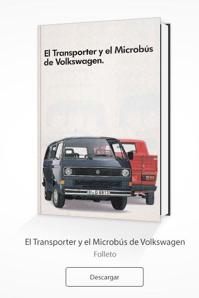 Transporter Microbus VW
