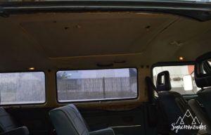 Techo furgoneta