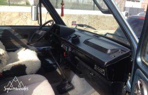 Salpicadero furgoneta
